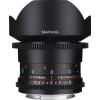 Samyang 14mm T3.1 ED AS IF UMC VDSLR II Canon Negro