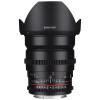 Samyang 24mm T1.5 ED AS IF UMC VDSLR II Canon Noir | Garantie 2 ans