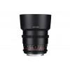 Samyang 85mm T1.5 AS IF UMC VDSLR II Nikon Noir | Garantie 2 ans