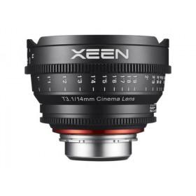 Samyang Xeen 14mm T3.1 Nikon AE Noir