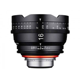 Samyang Xeen 16mm T2.6 Canon EF Noir
