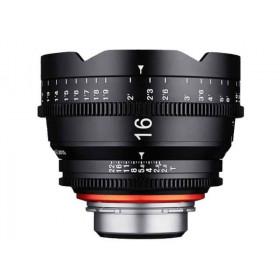 Samyang Xeen 16mm T2.6 Nikon AE Negro