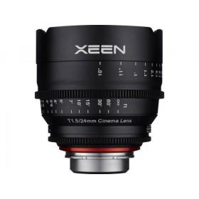 Samyang Xeen 24mm T1.5 Nikon AE Negro