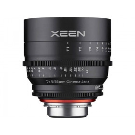 Samyang Xeen 35mm T1.5 Sony E Negro