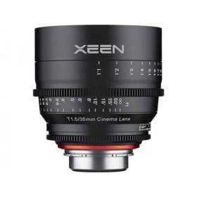 Samyang Xeen 35mm T1.5 Nikon AE Negro