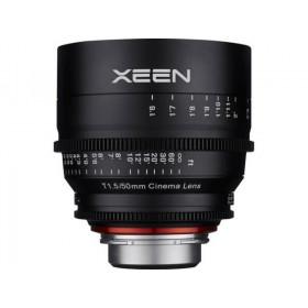 Samyang Xeen 50mm T1.5 Nikon AE Noir