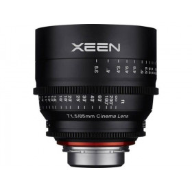 Samyang Xeen 85mm T1.5 Nikon AE Noir