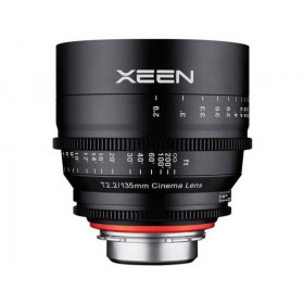Samyang Xeen 135mm T2.2 Nikon AE Negro
