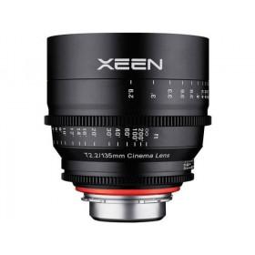 Samyang Xeen 135mm T2.2 Nikon AE Noir