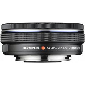 Olympus M.ZUIKO ED 14-42mm F3.5-5.6 EZ Black | 2 Years Warranty