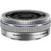 Olympus M.ZUIKO ED 14-42mm F3.5-5.6 EZ Silver | 2 Years Warranty