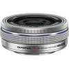 Olympus M.ZUIKO ED 14-42mm F3.5-5.6 EZ Silver | Garantie 2 ans