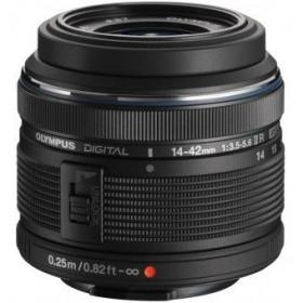 Olympus M.Zuiko Digital ED 14-42 mm 1:3.5-5.6 II Black | 2 Years Warranty