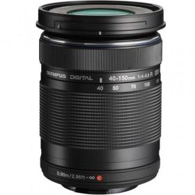Olympus M.ZUIKO DIGITAL ED 40-150 f/4-5.6R Black | 2 Years Warranty