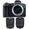 Canon EOS R + RF 24-105 mm f/4L IS USM + RF 50mm f/1.2L USM | 2 Years Warranty
