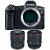 Canon EOS R + RF 24-105 mm f/4L IS USM + RF 50mm f/1.2L USM | Garantie 2 ans