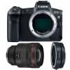 Canon EOS R + RF 85mm f/1,2L USM + Canon EF EOS R | Garantie 2 ans