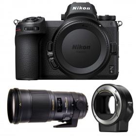 Nikon Z6 + Sigma APO MACRO 180mm F2.8 EX DG OS HSM + Nikon FTZ
