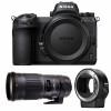 Nikon Z6 + Sigma APO MACRO 180mm F2.8 EX DG OS HSM + Nikon FTZ | Garantie 2 ans