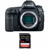Canon EOS 5D Mark IV Body + SanDisk 64GB Extreme PRO UHS-I SDXC 170 MB/s | 2 Years Warranty