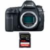 Canon EOS 5D Mark IV Body + SanDisk 256GB Extreme PRO UHS-I SDXC 170 MB/s | 2 Years Warranty