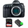 Canon EOS 5D Mark IV Nu + SanDisk 64GB Extreme PRO UHS-I SDXC 170 MB/s + 2 Canon LP-E6N | Garantie 2 ans