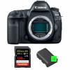 Canon EOS 5D Mark IV Nu + SanDisk 128GB Extreme PRO UHS-I SDXC 170 MB/s + 2 Canon LP-E6N | Garantie 2 ans