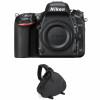 Nikon D750 Cuerpo + Bolsa | 2 años de garantía