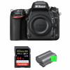 Nikon D750 Nu + SanDisk 64GB Extreme PRO UHS-I SDXC 170 MB/s + 2 Nikon EN-EL15b | Garantie 2 ans