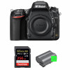 Nikon D750 Nu + SanDisk 256GB Extreme PRO UHS-I SDXC 170 MB/s + 2 Nikon EN-EL15b | Garantie 2 ans