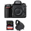 Nikon D750 Body + SanDisk 256GB Extreme PRO UHS-I SDXC 170 MB/s + Bag | 2 Years Warranty