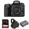 Nikon D750 Body + SanDisk 64GB Extreme PRO UHS-I SDXC 170 MB/s + Nikon EN-EL15b + Bag | 2 Years Warranty
