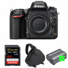 Nikon D750 Body + SanDisk 64GB Extreme PRO UHS-I SDXC 170 MB/s + 2 Nikon EN-EL15b + Bag | 2 Years Warranty