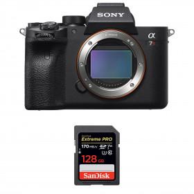 Sony ALPHA 7R IV Nu + SanDisk 128GB Extreme PRO UHS-I SDXC 170 MB/s