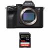 Sony ALPHA 7R IV Nu + SanDisk 128GB Extreme PRO UHS-I SDXC 170 MB/s   Garantie 2 ans