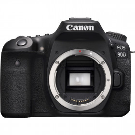Canon EOS 90D Body | 2 Years Warranty