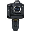 Canon EOS 1D X Mark II + EF 24-70 f/2.8L II USM | Garantie 2 ans