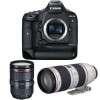 Canon EOS 1D X Mark II + 24-105 L IS II USM + EF 70-200mm f/2.8 L IS II USM | 2 Years Warranty