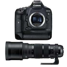 Canon EOS 1D X Mark II + Sigma 120-300mm f/2.8 DG OS HSM Sports