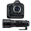 Canon EOS 1D X Mark II + Sigma 120-300mm f/2.8 DG OS HSM Sports | Garantie 2 ans