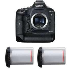 Canon EOS 1D X Mark II + 2 Canon LP-E19