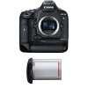 Canon EOS 1D X Mark II + Canon LP-E19 | Garantie 2 ans