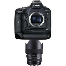 Canon EOS 1D X Mark II + Sigma 14-24mm F2.8 DG HSM Art