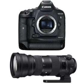 Canon EOS 1D X Mark II + Sigma 150-600mm f/5.0-6.3 DG OS HSM Sports