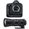 Canon EOS 1D X Mark II + Sigma 150-600mm f/5.0-6.3 DG OS HSM Sports   Garantie 2 ans