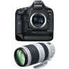 Canon EOS 1D X Mark II + EF 100-400mm f4.5-5.6L IS II USM | Garantie 2 ans