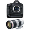 Canon EOS 1D X Mark II + EF 70-200mm f/2.8L IS III USM | Garantie 2 ans