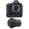 Canon EOS 1D X Mark II + EF 11-24mm f/4L USM | Garantie 2 ans