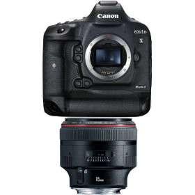 Canon EOS 1D X Mark II + EF 85mm f/1.2L II USM