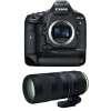 Canon EOS 1D X Mark II + Tamron SP 70-200mm f2.8 Di VC USD G2 | 2 años de garantía